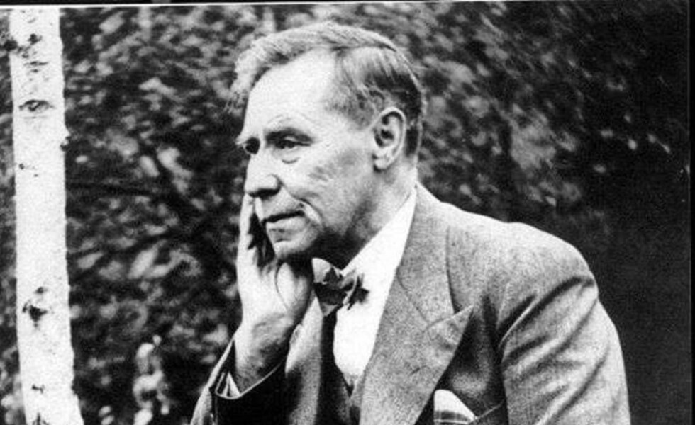 MEST PLASS: Olav Duun er viet 15,5 sider i den nye litteraturhistorien, tett fulgt av Vinje, Fløgstad og Vesaas. Fosse har fått ti sider.