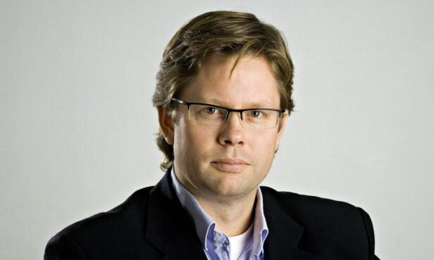 DØDE I KABUL: Carsten Thomassen jobbet som journalist i Dagbladet i ni år. Han døde under et terrorangrep på Serena Hotell i Kabul i 2008. Foto: Even Bast / Dagbladet