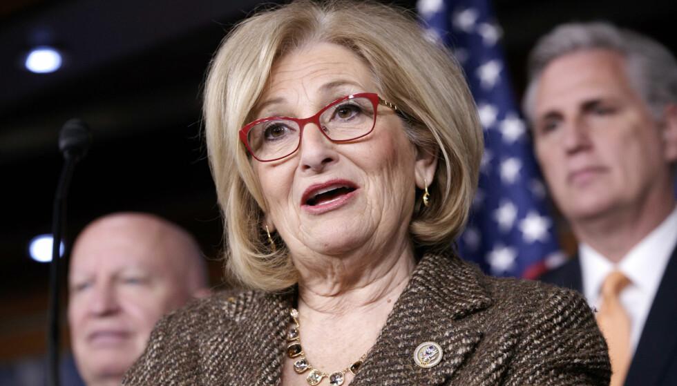VIL BLI GUVERNØR: Diane Black sitter i Representantenes hus for republikanerne, og fører valgkamp for å bli Tennessees neste guvernør. Foto: J. Scott Applewhite / AP / NTB Scanpix