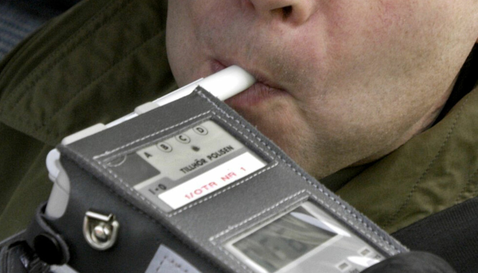 AVSLØRT: Australsk politi blåste mest sannsynlig selv i over en kvart million alkometere i løpet av en periode på litt over fem år. Illustrasjonsbilde: NTB/Scanpix