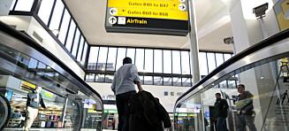 EU-domstolen styrker flypassasjerers rettigheter ved forsinkelser