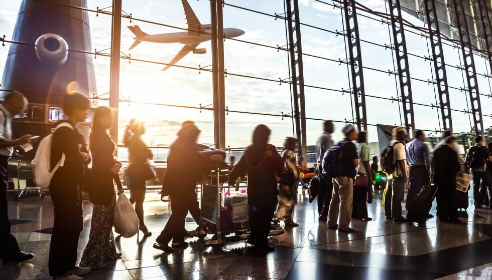 STERKERE RETTIGHETER: En dom fra EU-domstolen slår fast at du kan ha krav på erstatning ved forsinkelser selv om flyturen starter eller slutter utenfor et EU-land. Foto: NTB Scanpix