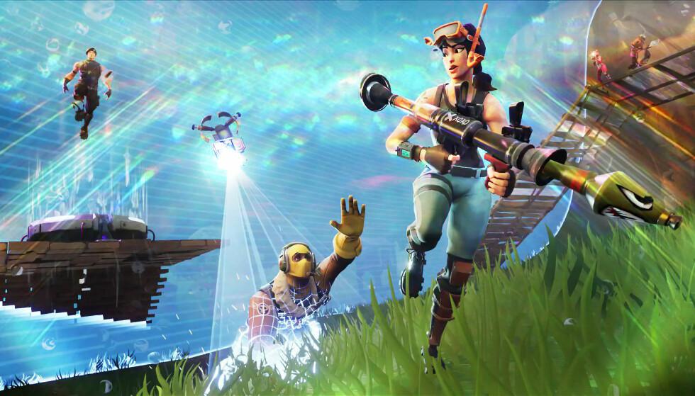 KAN STENGE: Om skaperen bak spillet «Player Unknown's Battlegrounds» får det som han vil, må «Fortnite» legges ned. Foto: Epic Games