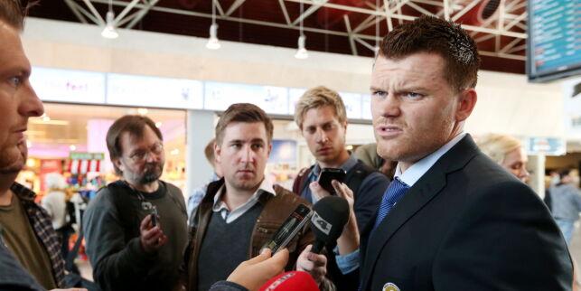 image: Da Norge mot Island endte i Riise-rabalder