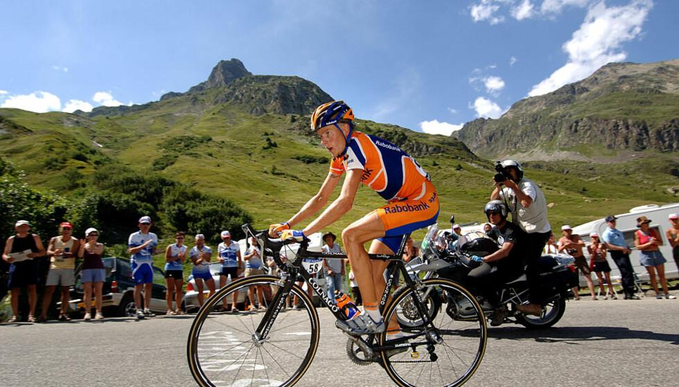 DOPET SEG: Michael Rasmussen har innrømmet omfattende dopingmisbruk etter endt karriere og er en sterk røst i dopingdebatten. FOTO: Tim de Waele/Getty Images