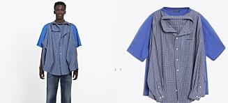 Denne T-skjorta koster over 10 000 norske kroner