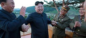 Vil bruke nobelpengene på Kim Jong-uns hotellregning