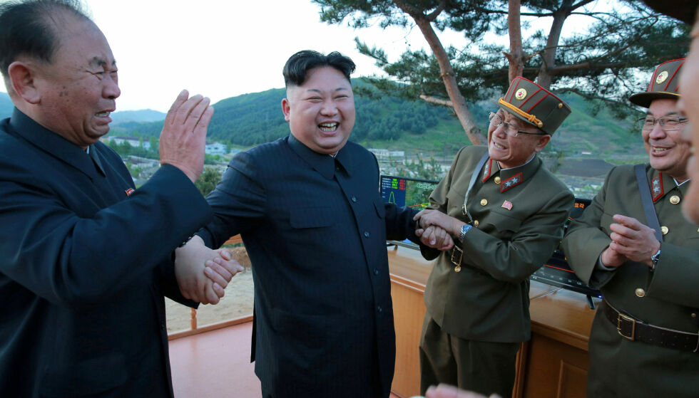 KREVER LUKSUSHOTELL: Ifølge Washington Post ønsker Kim Jong-un å bo på luksushotell når han reiser til Singapore neste uke. Det kan bli dyrt for ICAN, som har sagt at de ønsker å betale for toppmøtet mellom Nord-Korea og USA neste uke. Foto: NTB scanpix