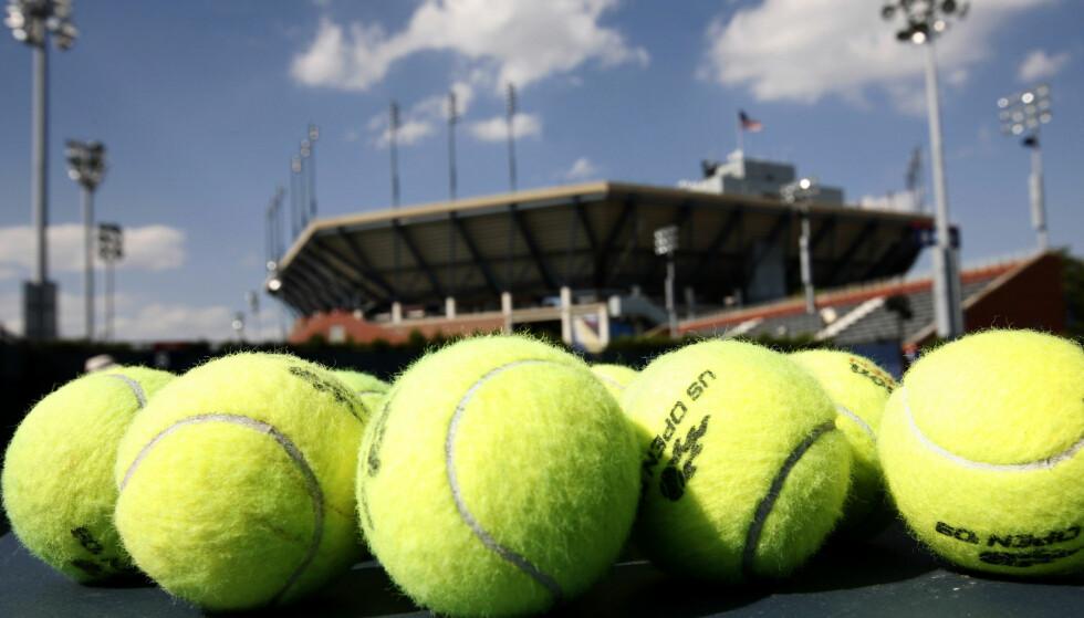 KAMPFIKSNING: Europol og politi i sju ulike land har avslørt et kriminelt nettverk fikset tenniskamper og satte penger på de. Reuters Creative / Kevin Lamarque