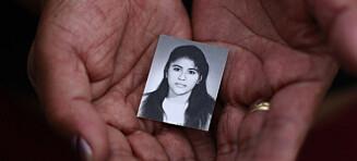 I verdens farligste land for kvinner blir en kvinne drept hver 18. time