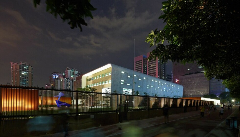 SYKE ETTER LYD: I mai ble en amerikansk diplomat i konsulatet i Guangzhou syk etter at han skal ha blitt utsatt for en mystisk lyd. Nå er ytterligere to amerikanere blitt syke, og flere ventes å bli sendt hjem. På bildet ser man det amerikanske konsulatet i Guangzhou. Foto: Det amerikanske utenriksdepartementet