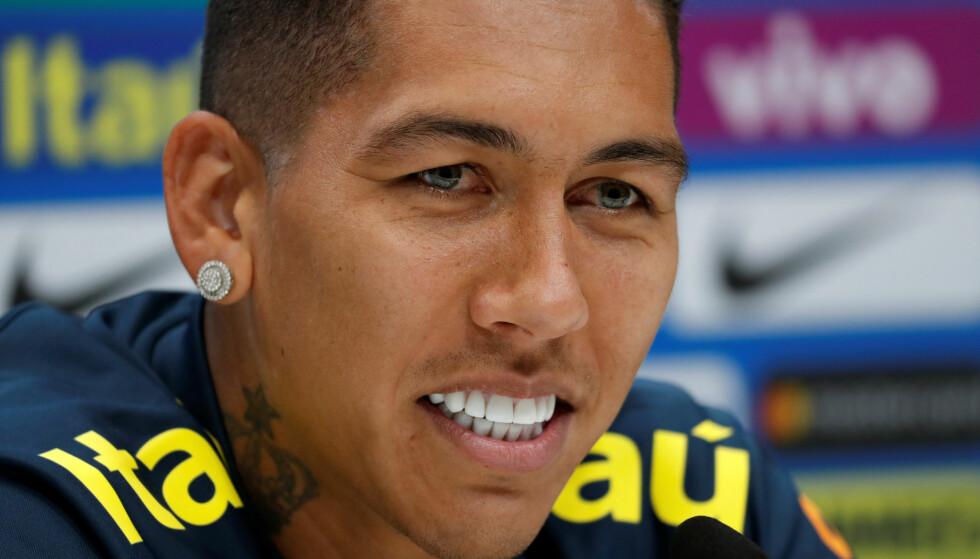 - DUMT SAGT: Det mener Roberto Firmino om Sergio Ramos' uttalelser etter Champions League-finalen. Foto: Reuters/Matthew Childs