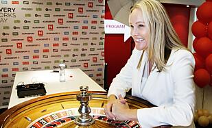 GJENSYN: Birgitte Seyffarth fra høstlanseringen til TVNorge. Foto: Henning Lillegård / Dagbladet