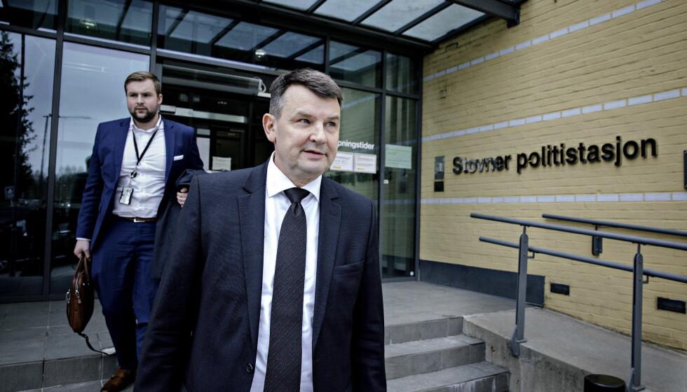 JUSTISMINISTER: Tor Mikkel Wara (Frp).       Foto: Nina Hansen / Dagbladet
