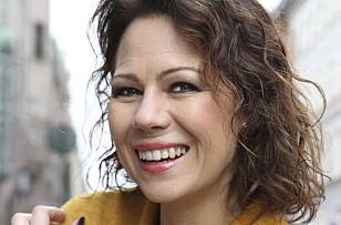 GLEDER SEG: Trine Rein beskriver programmet som et varmt feelgoodprogram. FOTO: Gitte Johannessen / NTB
