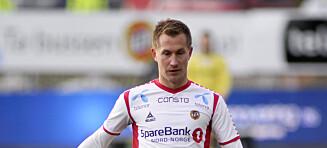 Morten Gamst Pedersen må bare elske TIL-trener Simo Valakari