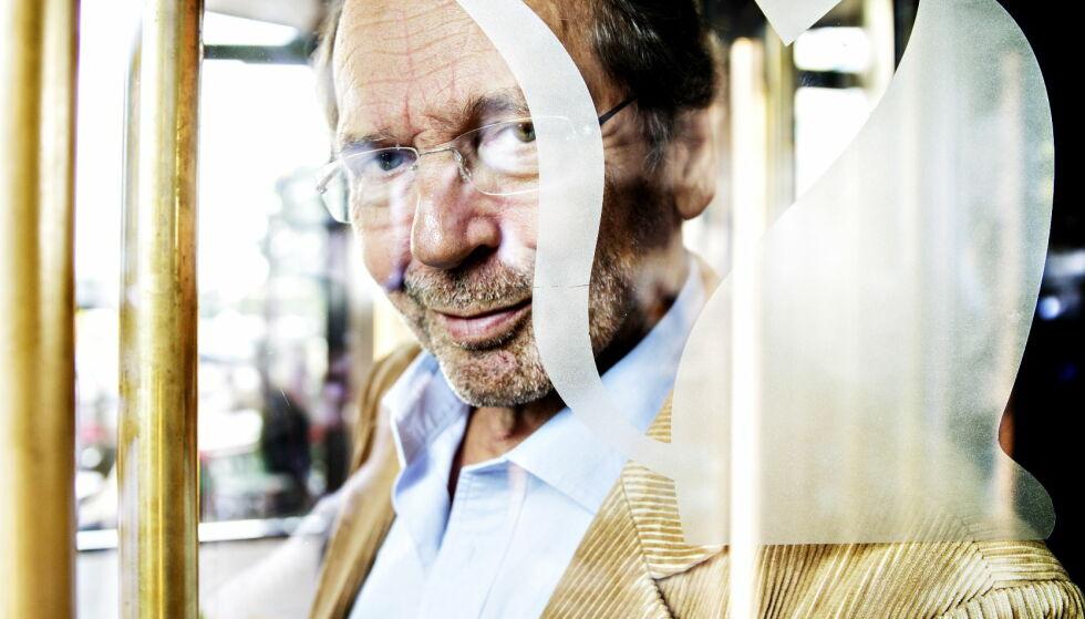 BELØNNET: Ole Paus er tildelt Anders Jahres Kulturpris sammen med Anne Grete Preus (61) og Kari Bremnes (61). Foto: Vidar Ruud / NTB scanpix
