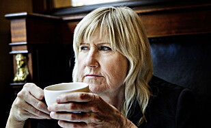 BELØNNET: Anne Grete Preus. Foto: Nina Hansen / Dagbladet