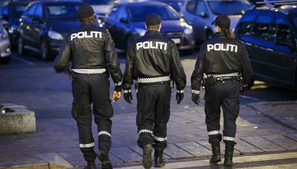 PRESSET: En stadig større andel av sakene politiets operasjonssentraler loggfører, blir ikke løst, på grunn av kapasitetsproblemer. Bildet er et illustrasjonsbilde. Foto: Heiko Junge / NTB scanpix