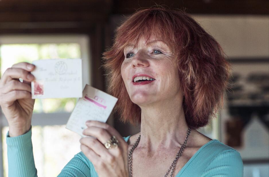 Brevet Mari Maurstad fant i dødsboet ble begynnelsen på en forbløffende historie