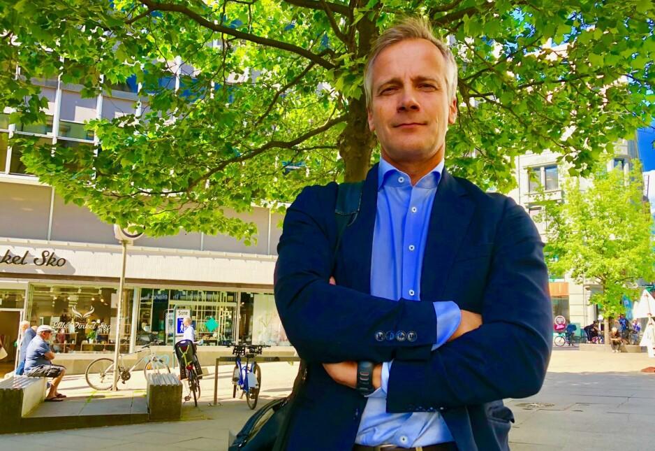 FELLENDE DOM: Advokat Per Andreas Bjørgan mener at den eneste måten de norske studentene kan få kompensasjon på er en fellende dom på at helsemyndighetene brøt regelverket. Foto: Gunnar Ringheim / Dagbladet