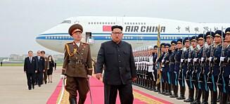 Fikk god hjelp av Trump. Nå hylles Kim som «verdensleder»