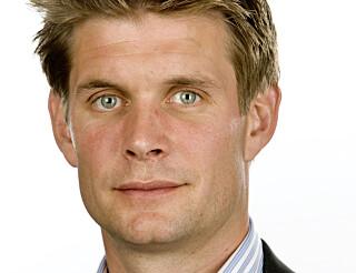 VARSLER INTERNT ETTERSPILL: Nicolay Bruusgaard, kommunikasjonssjef i Ringnes Bryggeri. Foto: Ringnes Bryggeri