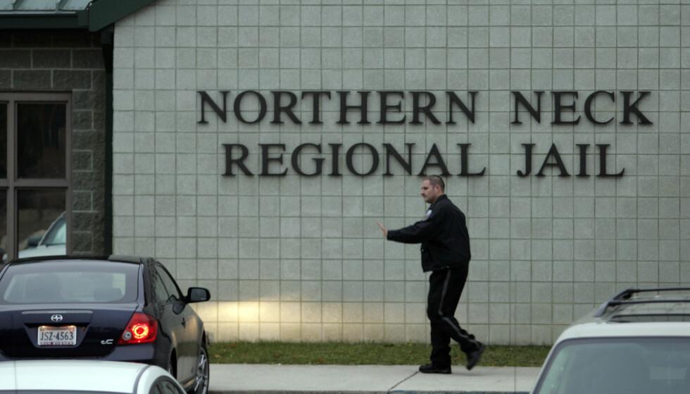 FENGSELET: Northern Rock Regional Jail har, ifølge CNN, rundt 500 innsatte. Noen av disse er tiltalte i føderale straffesaker som sitter varetektsfengslet. Foto: AP Photo / NTB Scanpix