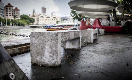 image: Norsk mann venter på å bli torturert i Singapore