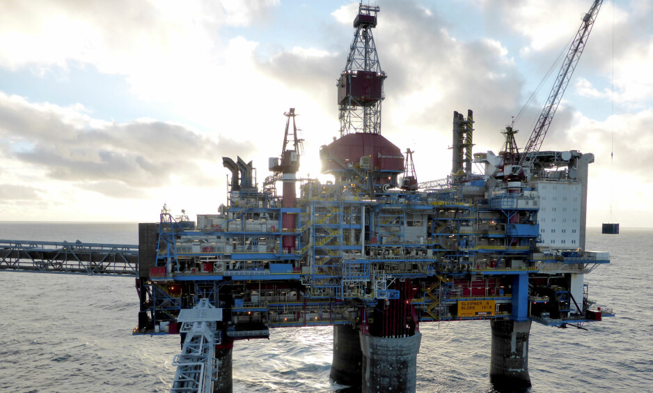 REKORDKONTRAKTER: Equinor, tidligere Statoil, har inngått de største kontraktene innen bore- og brønnservice noen gang. FOTO: REUTERS/Nerijus Adomaitis/File Photo.