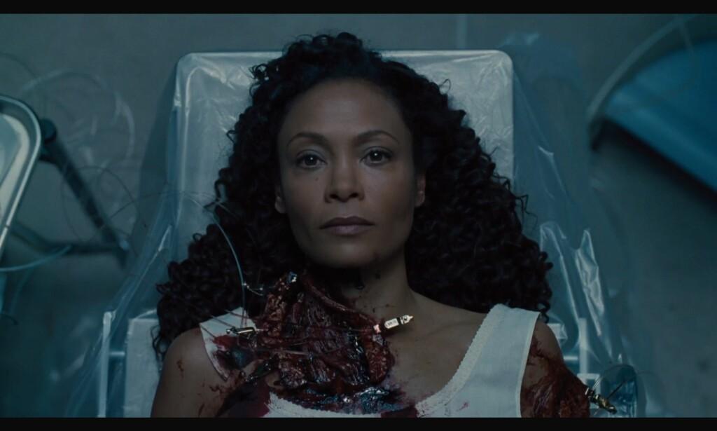 Blir litt forkjølet bare av å se på henne, jeg. Foto: HBO