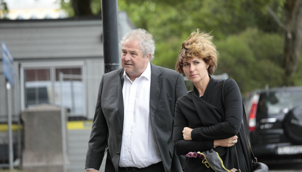 TIL STEDE: Sissel Kyrkjebø kom sammen med Ernst Ravnaas. Foto: Nina Hansen
