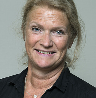 FLYTTETEAM: Christin Engelstad, kommunikasjonssjef i Senior Norge mener det er forsvarlig å flytte de eldre dersom man setter inn flytteteam. - Det handler om mennesker. La de ansatte bli med på flyttelasset, sier hun.