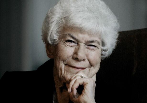 TAKK FOR MATEN, INGRID: Kokker har beskrevet Ingrid Espelid Hovig som en uredd revolusjonær, et fantastisk menneske og en morsfigur for mange. Foto: Jørn H. Moen / Dagbladet