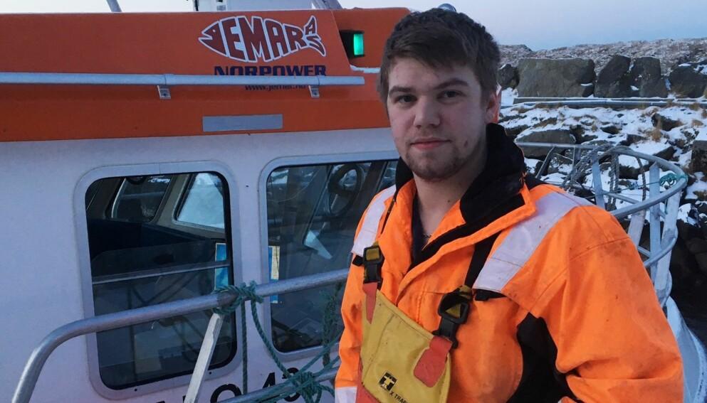 SAVNET: Truls Henrik Johansen har vært savnet siden siden 15. juni i 2018. Foto: Trond K. Johansen