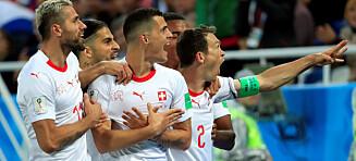 Arsenal-stjernas politiske stikk til Serbia