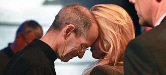 Steve Jobs' enke arvet alt. Så gikk hun under jorda