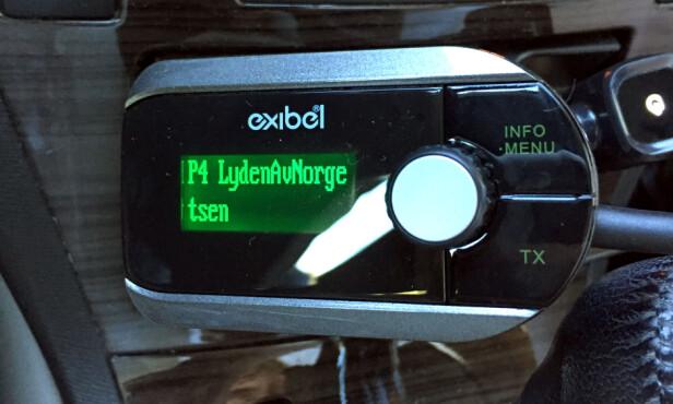 RADIOGLEDE: Har du ikke DAB-radio i bilen, gjør en enkel adapter jobben.