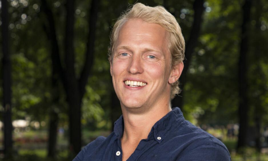NY KJÆRESTE: Erik Follestad bekrefter overfor Dagbladet at han har fått ny kjæreste. Foto: Tor Lindseth / Se og Hør