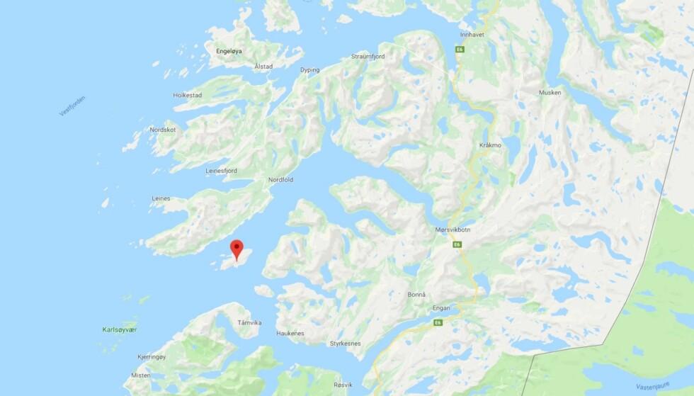 FUNNET: To franskmenn som ble meldt savnet onsdag ettermiddag er funnet etter en kort leteaksjon.