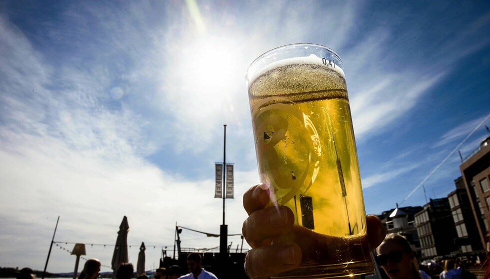 FØRSTE SOM RYKER: Øl og mineralvann er det første som ryker dersom det oppstår mangel på Co2. .  Foto: Bjørn Langsem / Dagbladet