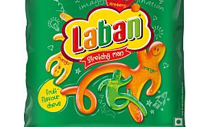 TOK EN INDISK: Laban har pakket kofferten og dratt til India. Foto: Nidar
