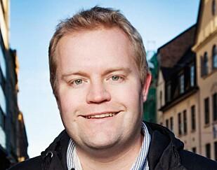 LYTT: Bi-professor synes flere bør prøve lykken i utlandet for sine norske merkevarer. - Første bud er å lytte til lokale preferanser, sier han. Foto: Eivor Eriksen/ Kampanje
