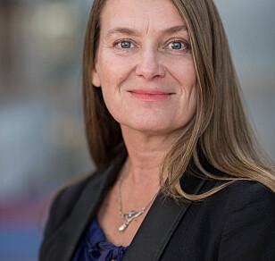 LEKEN: Laban er leken. Det er en egenskap som appellerer overalt, sier BI-profesor Nina Veflen, som synes det er hyggelig at et norsk godterikonsept fanges opp, eksporteres og tilpasses en annen kultur. Foto: Handelshøyskolen BI