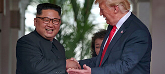 Hevder Kim tar innersvingen på Trump: - De forsøker å lure oss