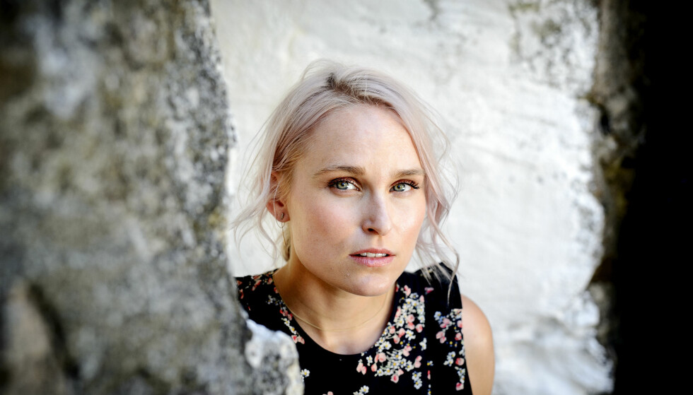 TILBAKE: På Over Oslo 20. juni sang Eva Weel Skram for første gang eller polypp-operasjonen. Nå er hun klar for «Allsang på Grensen». Foto: John Terje Pedersen / Dagbladet