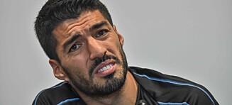 Hva er galt med Luis Suárez?