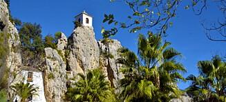 Ikke gå glipp av denne eventyrbyen i Spania
