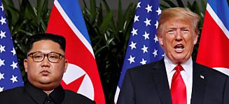 Nord-Korea anklager USA for «gangster-liknende» oppførsel