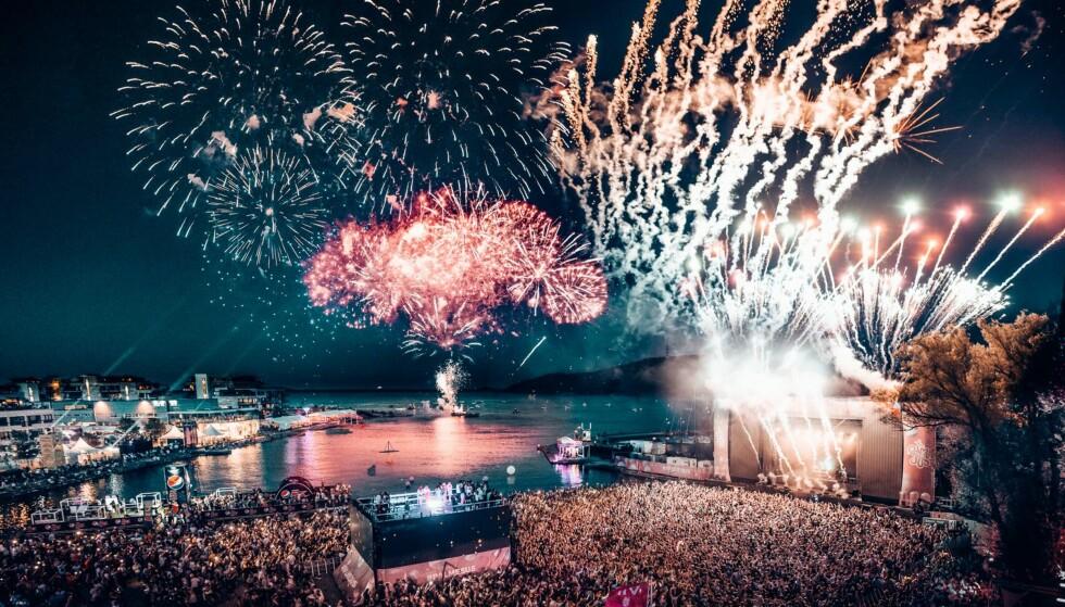 GÅR UNNA: Musikkfestivalen Palmesus i Kristiansand ble nesten utsolgt på rekordtid mandag. Foto: Palmesus